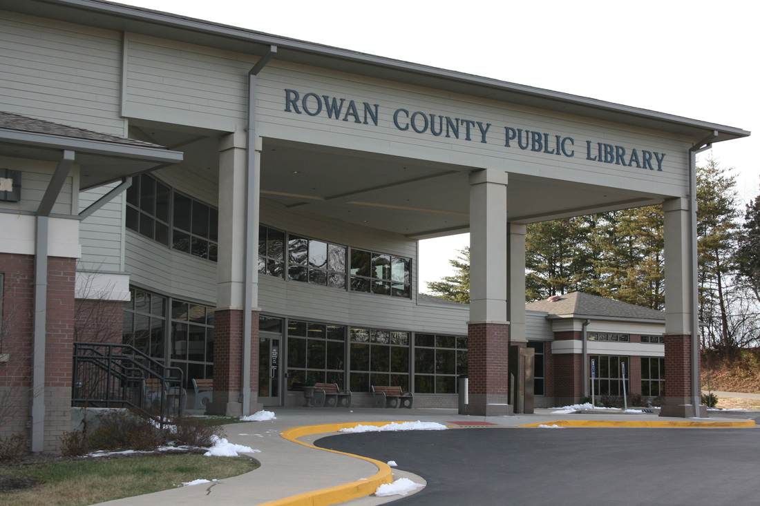 Rowan County Public Library Packs Inc